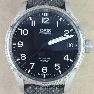 Oris Big Crown ProPilot Date Ref. 01 751 7697 4164-07 5 20 17FC