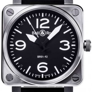 Bell & Ross Aviation Ref. BR0192-BL-ST