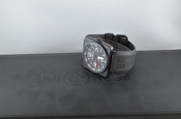 Bell & Ross Aviation GMT Ref. BR0193-GMT