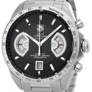 TAG Heuer Grand Carrera Chronograph Ref. CAV511A.BA0902
