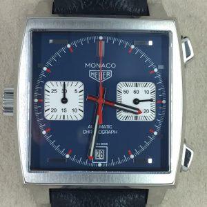 TAG Heuer Monaco Calibre 11 Automatik Chronograph Ref. CAW211P.FC6356