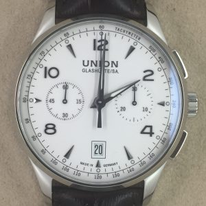 Union Glashütte Noramis Chronograph Ref. D008.427.16.017.00