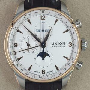 Union Glashütte Belisar Chronograph Mondphase Ref. D904.425.46.017.01