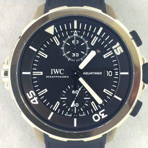 IWC Aquatimer Chronograph Darwin Ref. IW379503