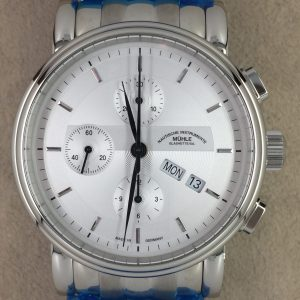 Mühle Glashütte Teutonia II Chronograph Ref. M1-30-95-MB