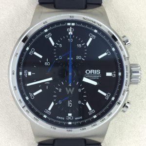 Oris Williams Chronograph Ref. 01 774 7717 4154-07 4 24 50