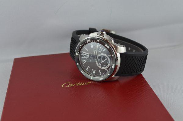Cartier Calibre de Cartier Diver Watch Ref. W7100056