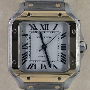 Cartier Santos de Cartier medium Ref. W2SA0007