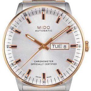 Mido Commander II Automatik Chronometer Ref. M021.431.22.031.00