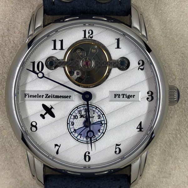 Fieseler Zeitmesser Fieseler F2 Tiger Lim. 999 Ref. 8026