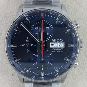 Mido Commander II Chronograph Ref. M016.414.11.041.00