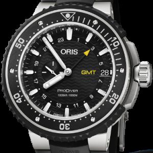 Oris ProDiver GMT Ref. 01 748 7748 7154-07 4 26 74TEB