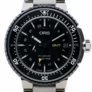 Oris ProDiver GMT Ref. 01 748 7748 7154-07 8 26 74PEB
