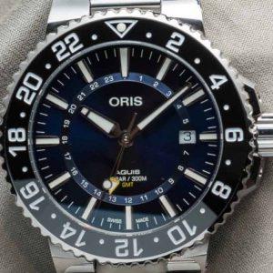 Oris Aquis GMT Date Ref. 01 798 7754 4135-07 8 24 05PEB