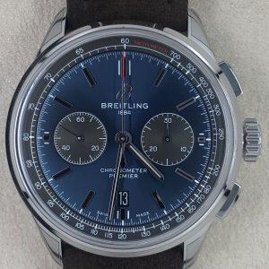 Breitling Premier B01 Chronograph Ref. AB0118A61C1X1