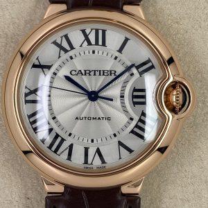 Cartier Ballon Bleu Roségold 36mm Ref. WGBB0009