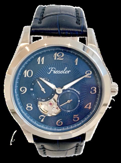 Fieseler Zeitmesser Fieseler F2 Pirouette Blaue Edition Lim. 250 pcs Ref. 8052-1