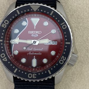 Seiko 5 Sports Edition Automatik Brian May Limited Edition Ref. SRPE83K1