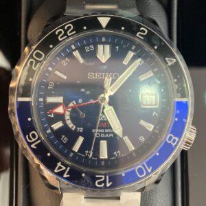 Seiko Prospex LX GMT Ref. SNR033J1