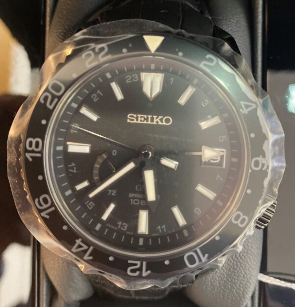 Seiko Prospex LX GMT Ref. SNR035J1