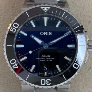 Oris Aquis Date 39,5mm Ref. 01 733 7732 4134-07 8 21 05PEB