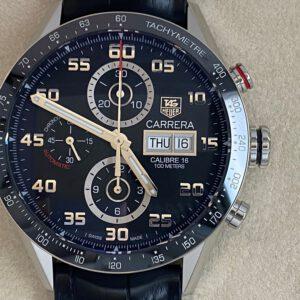 TAG Heuer Carrera Calibre 16 Day - Date Chronograph Ref. CV2A1R.FC6235