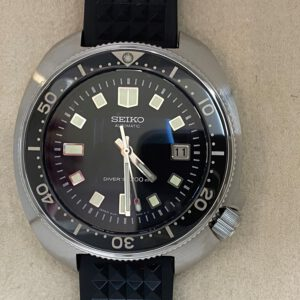 Seiko Limited Edition Prospex Limited 2.500 pcs. Ref. SLA033J1