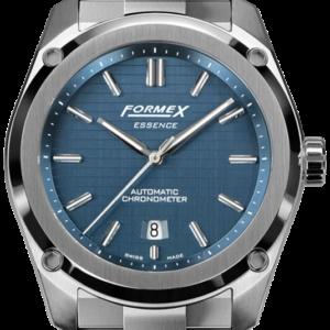 Formex Essence Automatik Chronometer Blau Ref. 0330.1.6331.100
