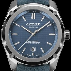 Formex Essence Automatik Chronometer Blau Ref. 0330.1.6331.744