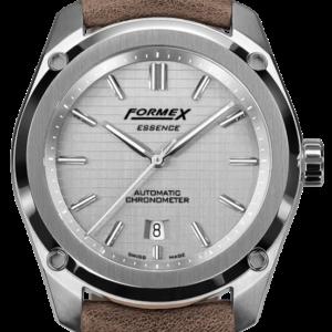 Formex Essence Automatik Chronometer Silber Ref. 0330.1.6341.722