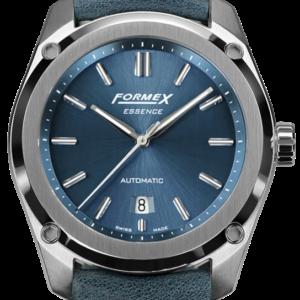 Formex Essence Blue Automatik am Lederband Ref. 0330.1.7331.744