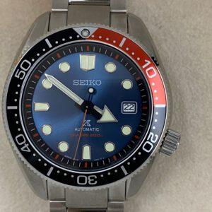 "Seiko Prospex Automatik Diver's Limited Edition ""Twilight Blue"" Ref. SPB097J1"