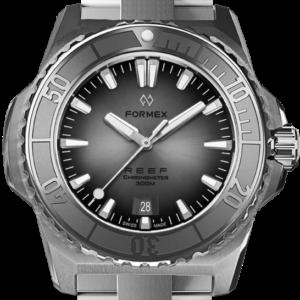 Formex REEF Automatik Chronometer COSC 300M silver / silver Ref. 2200.1.6341.100