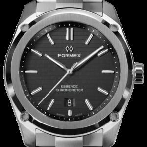 Formex Essence Fortythree Chronometer COSC Black dial