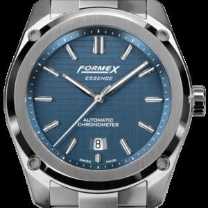 Formex Essence Fortythree Chronometer COSC Blue dial
