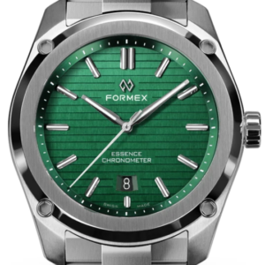 Formex Essence Fortythree Chronometer COSC Green dial